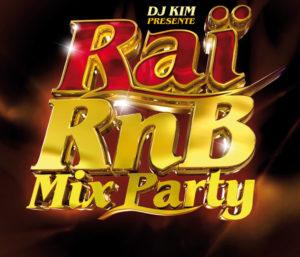 Visuel Raï Rnb Mix Party