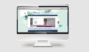 design UI du centre Hospitalier de Béthune