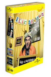 Coffret DVD Elie Semoun