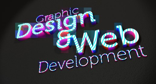 Graphic Design & Web Development