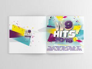 Livret extérieur W9 Hits 2015