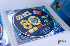 Intérieur compilation Tous les N1 80