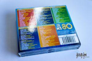 verso compilation Tous les N1 80