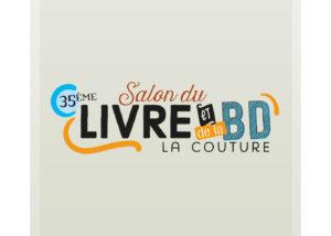 Logo Salon du livre et de la BD