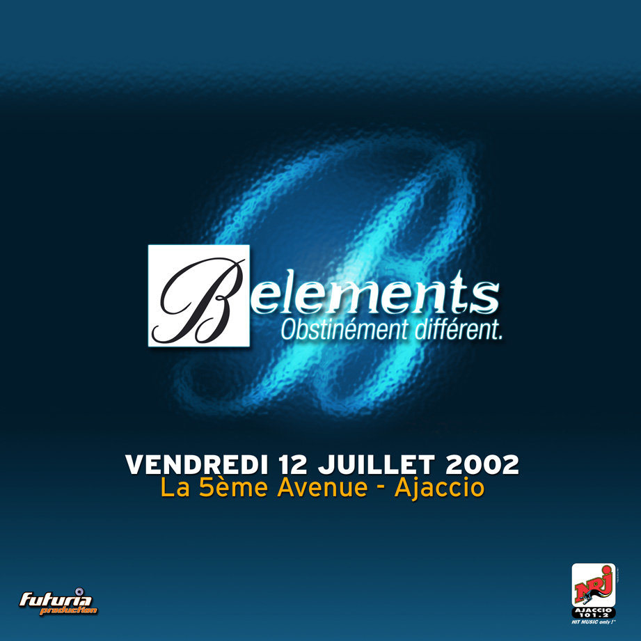 Visuel B elements