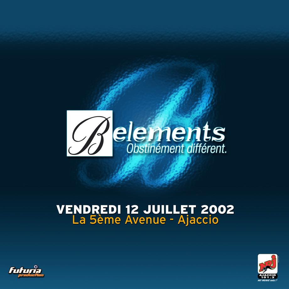 Visuel B elements