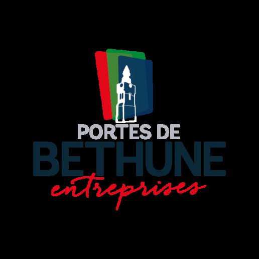 Portes de Béthune Entreprises, second logo proposé
