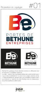 logo V1 Portes de Bethune Entreprise