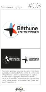 logo V3 Portes de Bethune Entreprise