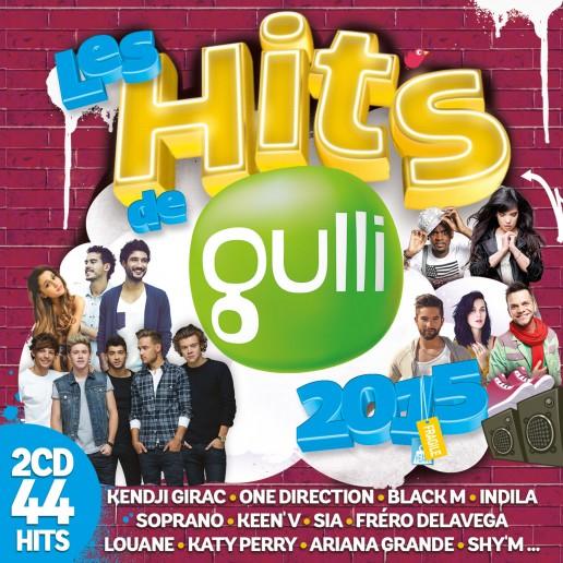 Visuel les Hits de Gulli 2015