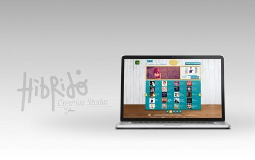 Design UI Site Summer Mc Donald