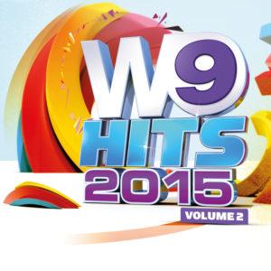 Visuel W9 Hits 2015 Volume 2