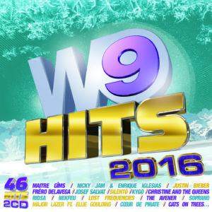 Visuel W9 Hits 2016