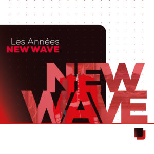 Visuel les années New Wave