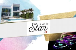 La vie de star by Ibis, second design