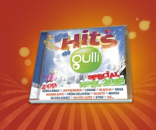 Compilation Hits de Gulli Special Noel 2015