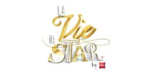 Logo La Vie de Star fond blanc