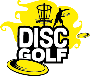 Logo Disc Golf piste 1 (2couleurs)