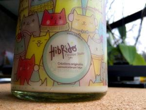 Impression Directe sur bouteille de verre