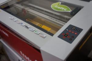 notre machine de gravure laser