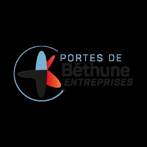 Logo Portes de Béthune Entreprises