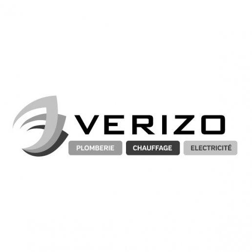 logo Verizo - Plomberie Chauffage Electricité