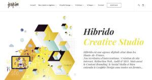 Hibrido, Creative Studio - agence digitale