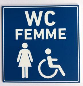 WC Femme
