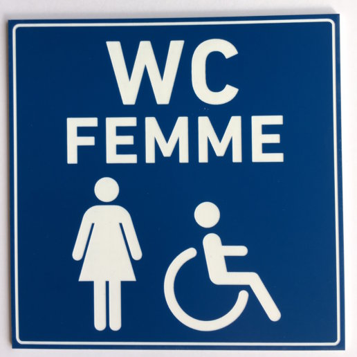WC Femme