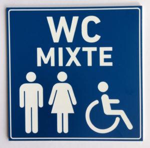 WC Mixte