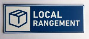 Local de rangement