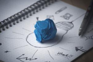 Idea - photo : Graphic Design by Hibrido