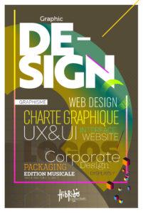 Graphic Design by Hibrido
