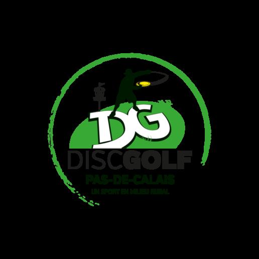 Logo Définitif Disc Golf Pas-de-Calais