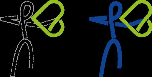 Logo CRTAHF - explications pictogramme