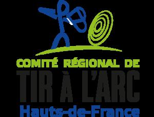 Logo Comité régional de Tir à l'arc HDF pré-selectionné