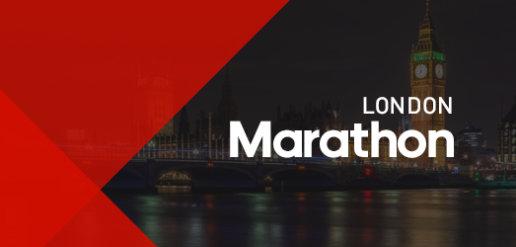 Bannière Adidas Marathon