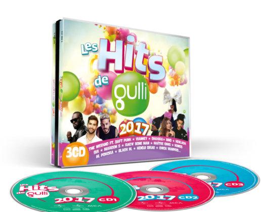 Les Hits de Gulli 2017