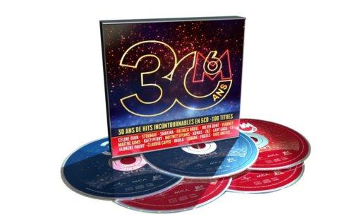 Compilation M6 30 ans