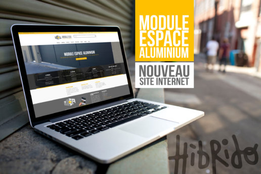 visuel HomePage - Module Espace Aluminium